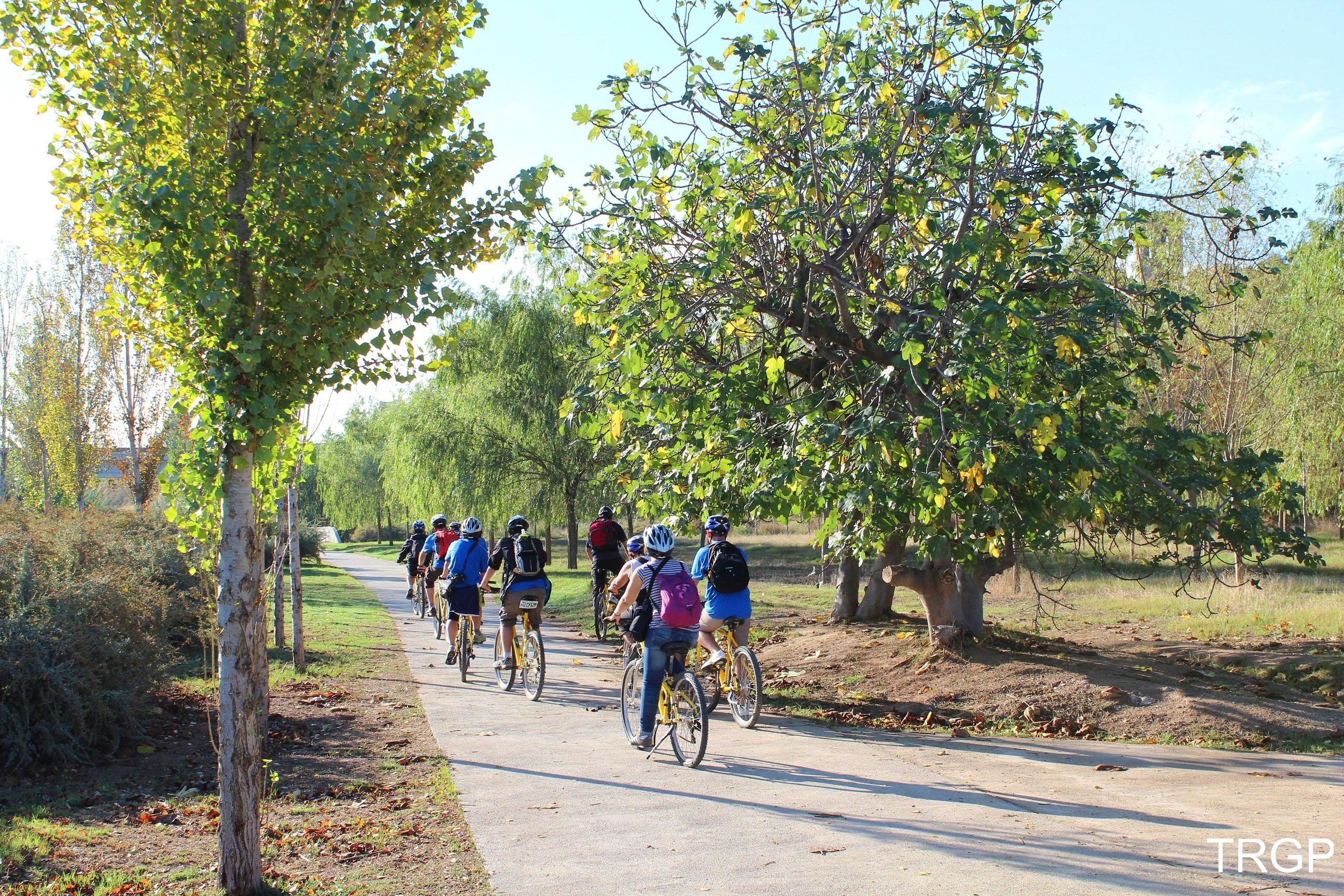Blogtrip Parc Riu Llobregat