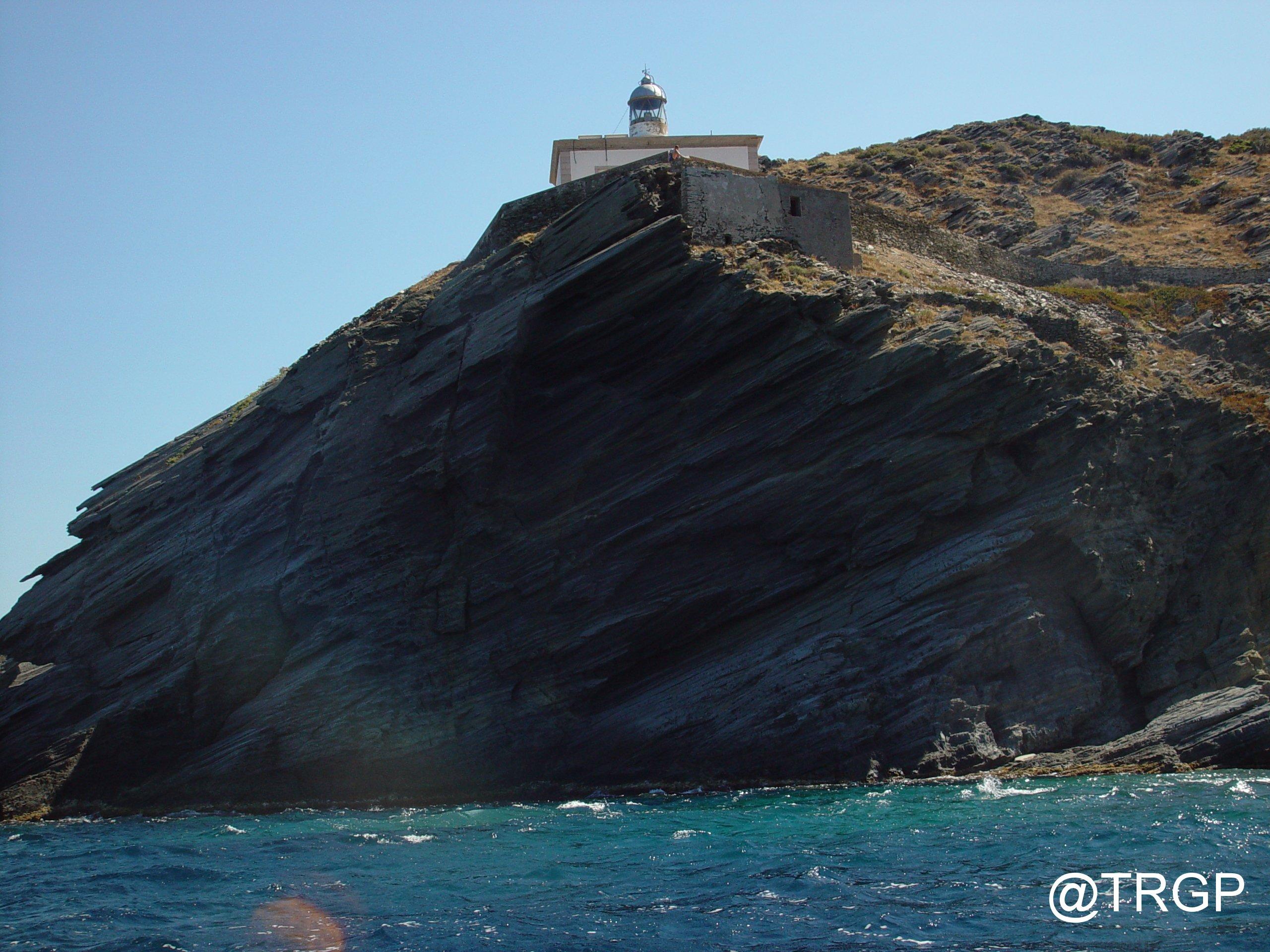 Cap de Creus des del Mar