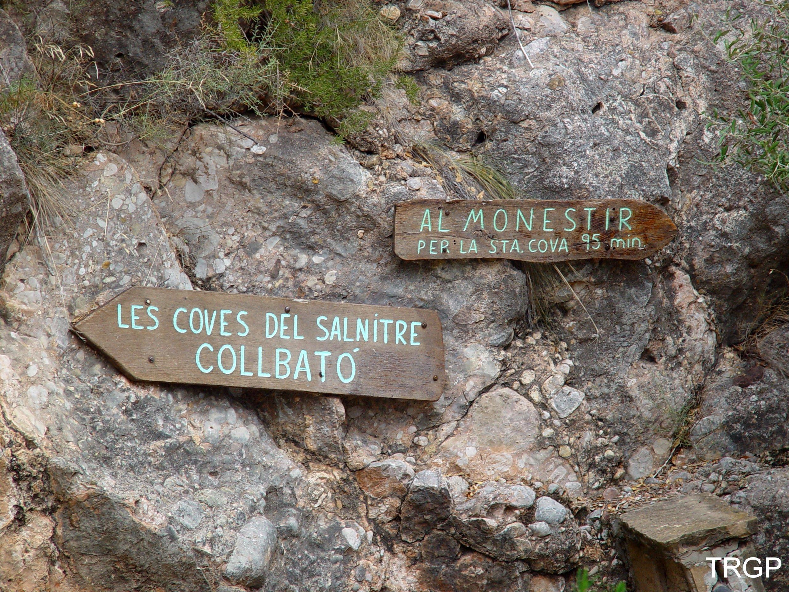 Coves Salnitre Collbató