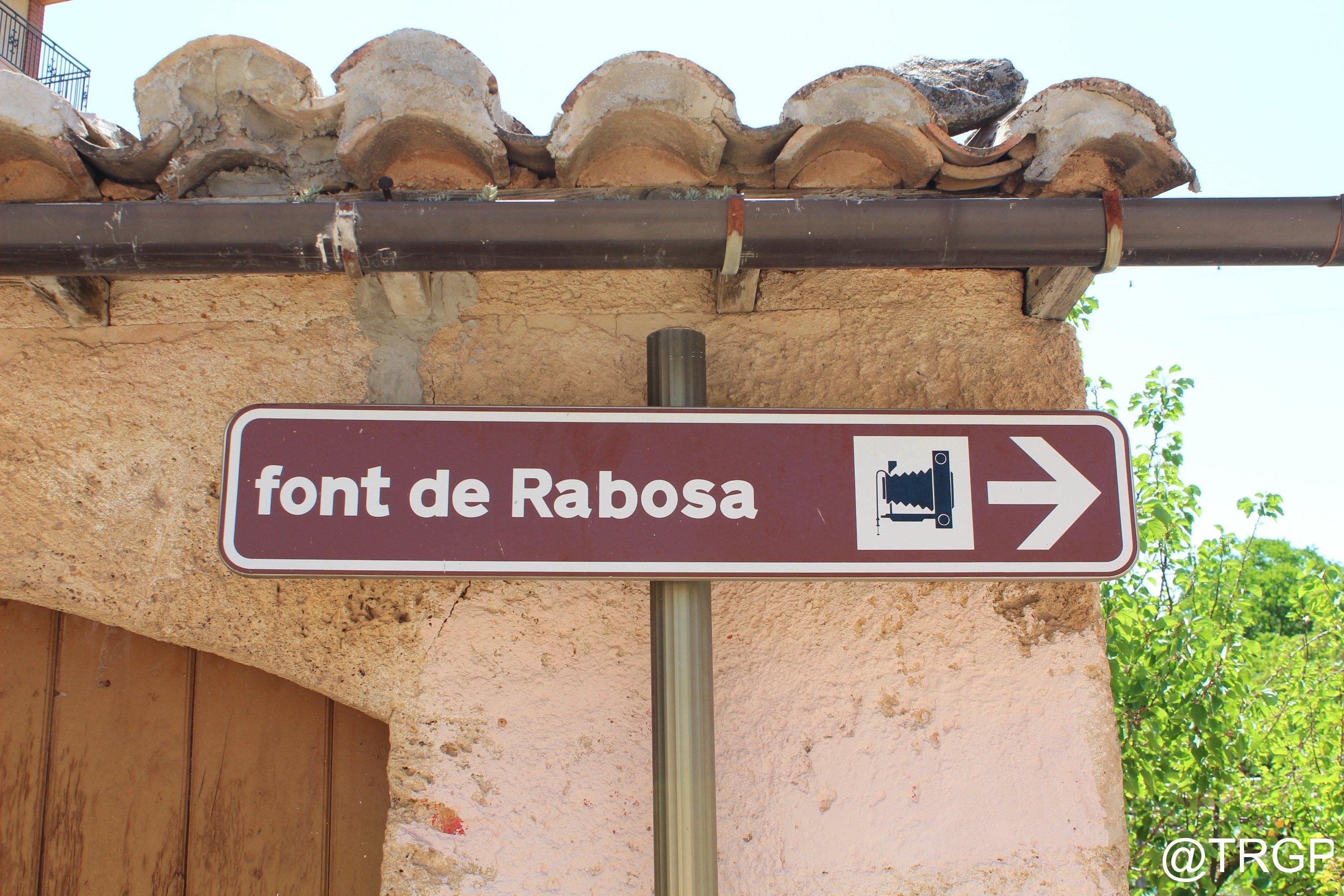 Font de Rabosa