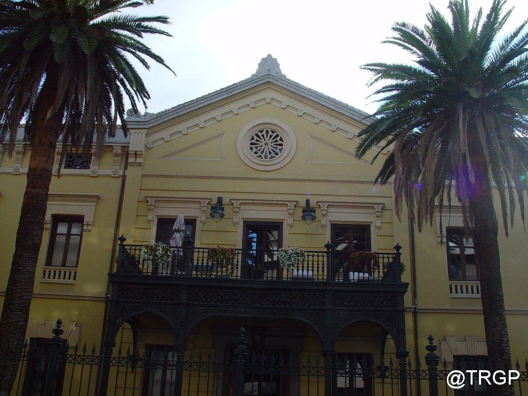 Palacio de los Patos