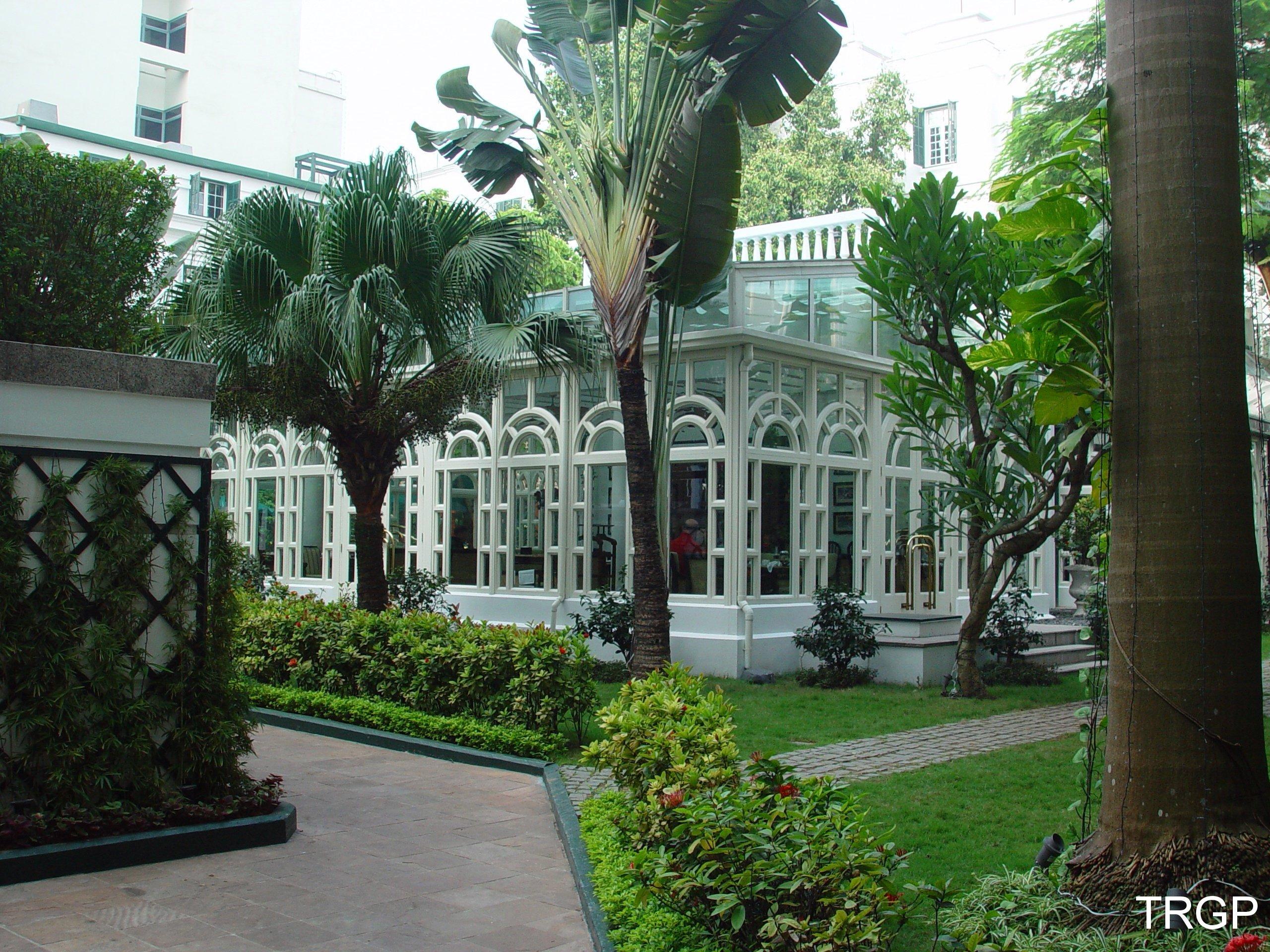 Hotel Sofitel Legend Metropole