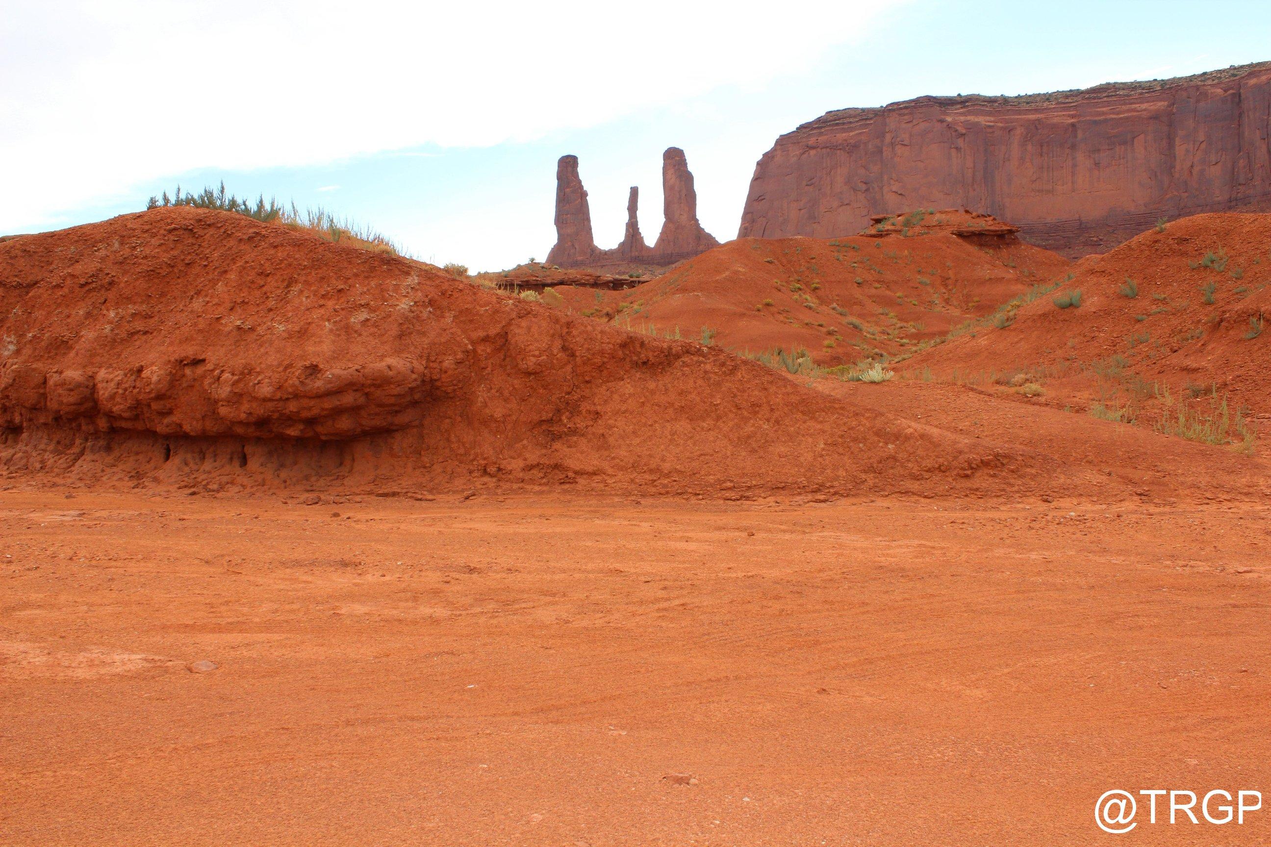 Oljato Monument Valley